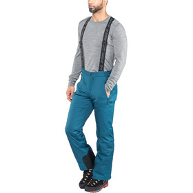 Maier Sports Anton 2 Pantalon de sky mTex Homme, poseidon